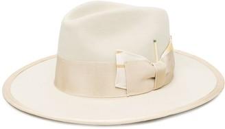 Nick Fouquet Papillon fedora hat
