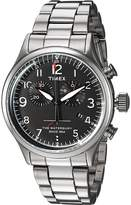Timex Waterbury Traditional Chrono with Bracelet Watches