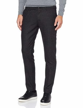 Bugatti Men's 2900-46276 Loose Fit Jeans