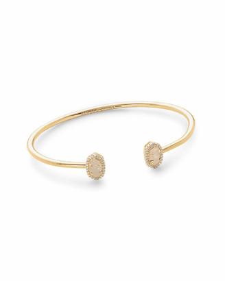 Kendra Scott Calla Cuff Bracelet in Gold