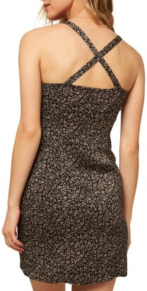O'Neill Angelica Strappy Printed Dress