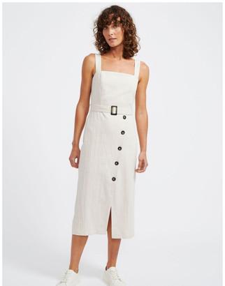 Staple The Label Margo Belted Midi Dress