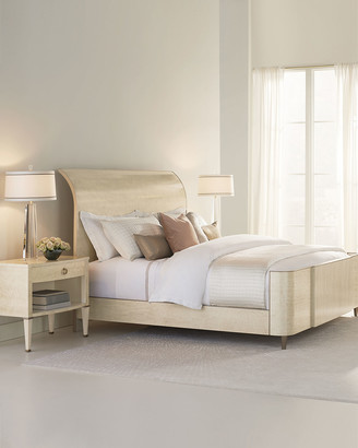 Caracole Keep Under Wraps Queen Bed