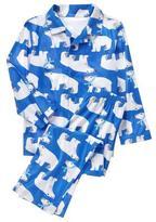 Gymboree Polar Bear Pajama Set