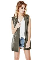 GUESS Anja Military Vest