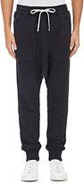Nlst Men's Jersey Harem Pants-Navy Size S