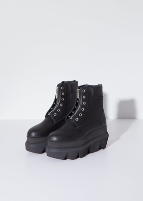 Sacai Lace Up Boots