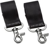 Petunia Pickle Bottom Valet Stroller Clips - Black - One Size