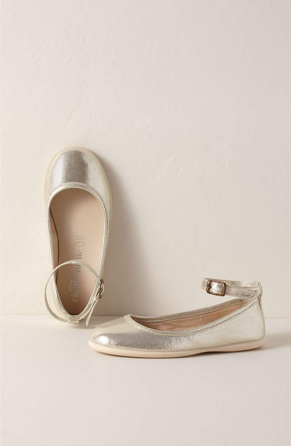 New View Childrenchic Donnie Flower Girl Flats
