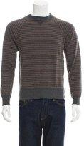 Billy Reid Striped Pullover Sweatshirt