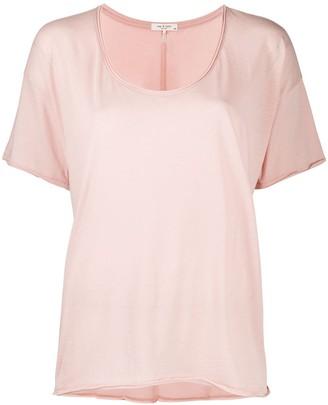 Rag & Bone plain scoop neck T-Shirt