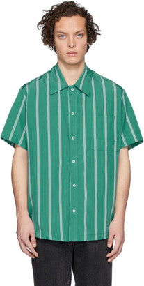 Goodfight Green Grand Prix Short Sleeve Shirt