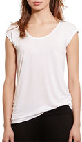 Lauren Ralph Lauren Solid Jersey T-Shirt