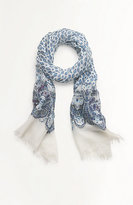 J. Jill Light Mosaic Scarf