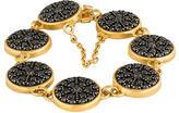 Gurhan Moonstruck Black Diamond Link Bracelet