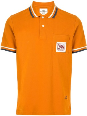 Kent & Curwen Chest Patch Polo Shirt