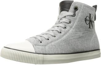 Calvin Klein Jeans Men's Aron Jersey Fashion Sneaker