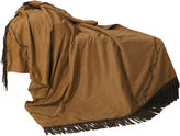 HIEND ACCENTS HiEnd Accent Embroidered Barbwire Throw
