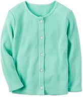 Carter's Button-Up Cardigan, Little Girls (4-6X) & Big Girls (7-16)