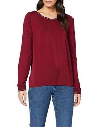S'Oliver Women's 14.911.31.6796 Longsleeve T-Shirt, (Size:)