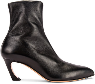 Acne Studios Bilbo Boots in Black | FWRD