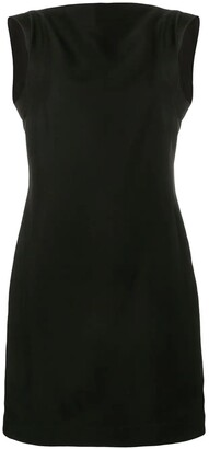 Calvin Klein open back short dress