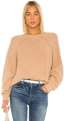 Autumn Cashmere Shaker Crew Sweater