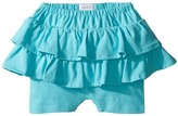 Mud Pie Blue Skirted Shorts Girl's Skort
