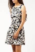 Azalea Printed Two Piece Dress