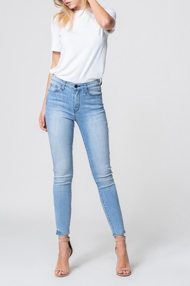 Flying Monkey Faria High Rise Cropped Skinny Jeans