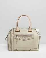 Aldo Tote Bag with Front Pocket