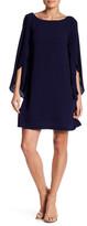 Jessica Simpson Tulip Sleeve Shift Dress