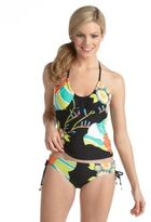 Trina Turk Fuji Halter Tankini Swim Top