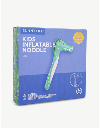Sunnylife Inflatable crocodile noodle
