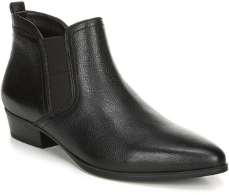 Naturalizer Leather Ankle Booties - Becka