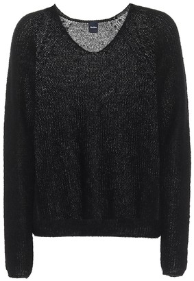 Max Mara Nord mohair and wool-blend sweater