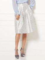 New York & Co. Eva Mendes Collection - Maddie Jacquard Skirt