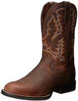 Tony Lama Men's RR3214-Pitstop 11-Inch Work Boot