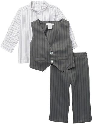 Carriage Boutique 3-Piece Vest Set