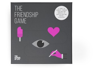 The School Of Life The Friendship Game Card Set
