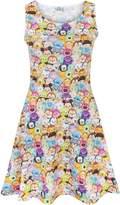 Disney Tsum Tsum Women's Skater Dress (XXL)