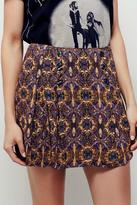 Free People Flirty Mini Skirt
