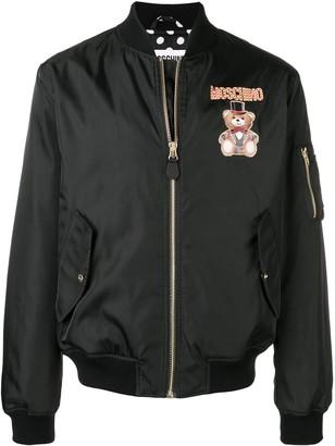 Moschino Teddy Circus bomber jacket