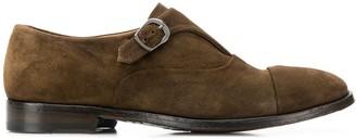 Alberto Fasciani Xavier monk shoes