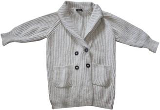 Sonia Rykiel Beige Wool Jacket for Women