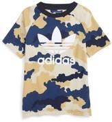 adidas Boy's Logo Graphic T-Shirt