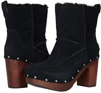UGG Kouri Boot (Black) Women's Shoes
