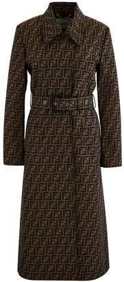 Fendi Soprabito FF trench coat
