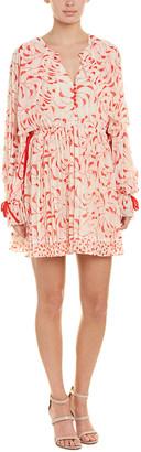 Self-Portrait Mini Dress