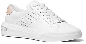 MICHAEL Michael Kors Women's Codie Lace Up Sneakers